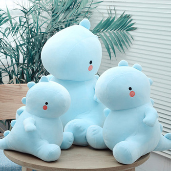 Soft Plush Dinosaur Pillow Cushion Stuffed Animals Dragon & Toy Dolls For Children Gifts Birthday Christmas