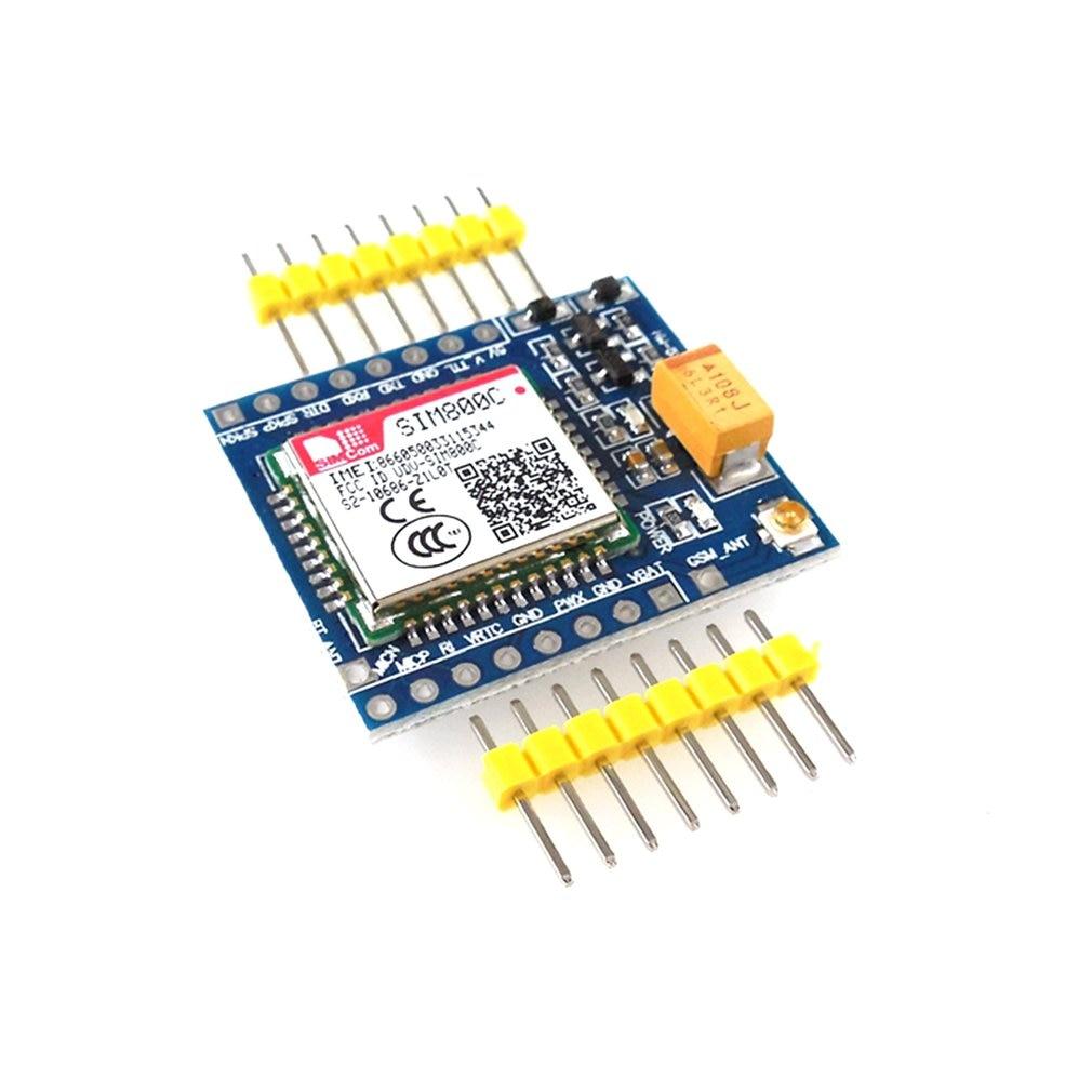 HW-537 SIM800C GSM GPRS Module 51 MCU 32 ARDUINO TTS DTMF G800C