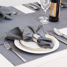 Placemats Cloth Napkins Fabric Soft Napkins Cloth For Wedding Birthday Table Mat Square Table Towel Decoration Home Textiles 46