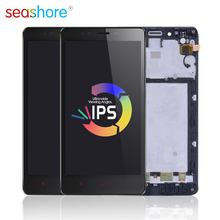 """5.5""""Screen For XIAOMI Redmi Note 4G LCD Touch Screen Digitizer Assembly For Xiaomi Redmi Note 4G Display with Frame Replacement"""
