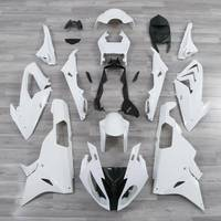 Motorcycle Unpainted White INJECTION Fairing Bodywork Cover For BMW S1000RR 2015 2016