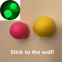 Ball Kids Toys Stick Decompression-Toy Squash-Ball-Suction Sticky-Target-Ball-Catch Throw