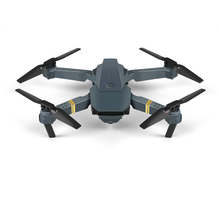 E58 Flodable Drone 4k Camera Gray Platinum Rc Quadcopter Durable Resistance Hight Hold Mode 3-Level Flight Speed Mini Drone Toy