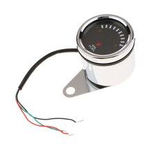 60 мм указатель расхода топлива светодиодный цифровой Дисплей датчик уровня топлива для автомобилей мотоциклов 12В