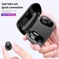 Беспроводные наушники L21 TWS Bluetooth портативные развлекательные водонепроницаемые наушники-вкладыши с микрофоном поставки наушников