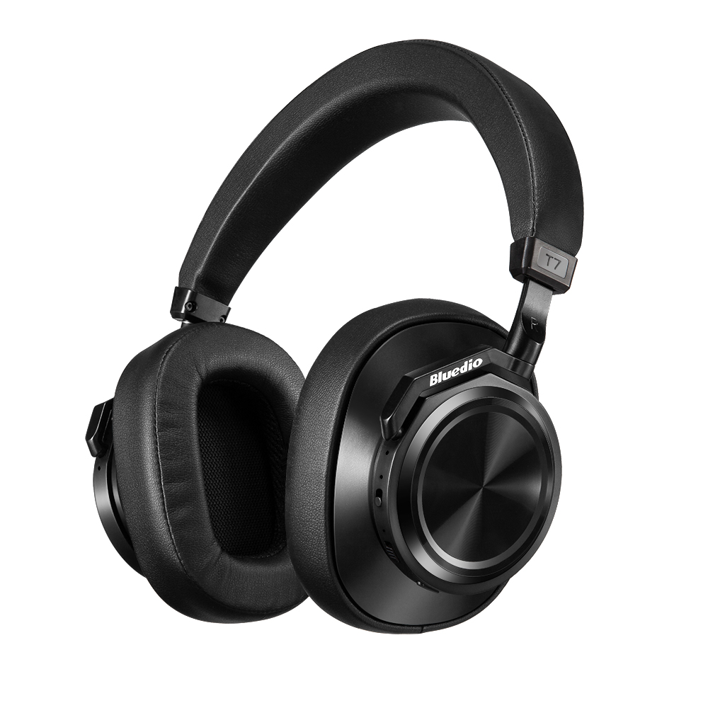 Bluedio Active Noise Cancelling Wireless Bluetooth Headphones T7 Portable Headset with Face Recognition for Phones and Music|Bluetooth Earphones & Headphones|   - AliExpress