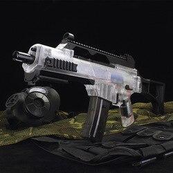 G36C игрушечный водяной пистолет, электрическая игрушка, гелевый водный шар, пушки для детей, для хобби