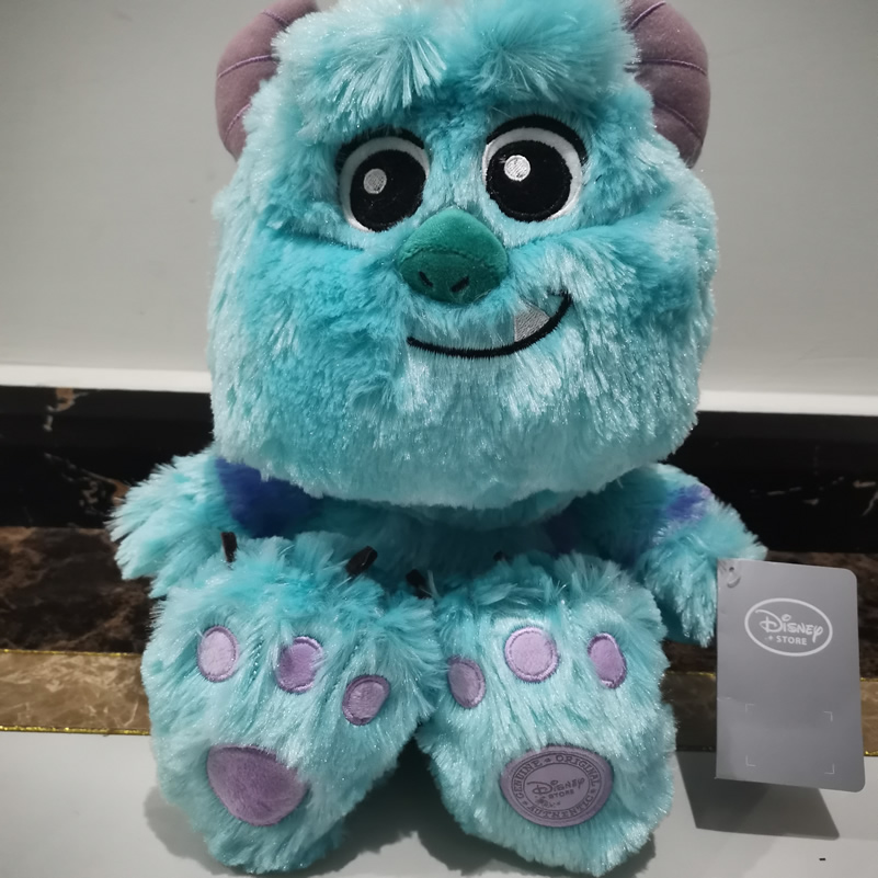 Sitting 28cm Monsters University Plush Toys,Baby Sulley Sullivan Stuffed Animals Soft Kids Doll