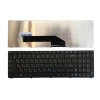 Russian laptop keyboard FOR ASUS K50I K50C K50AB K50AD K50AF K50IN P50 P50IJ RU black keyboard for asus russian laptop keyboard laptop keyboard for asus -
