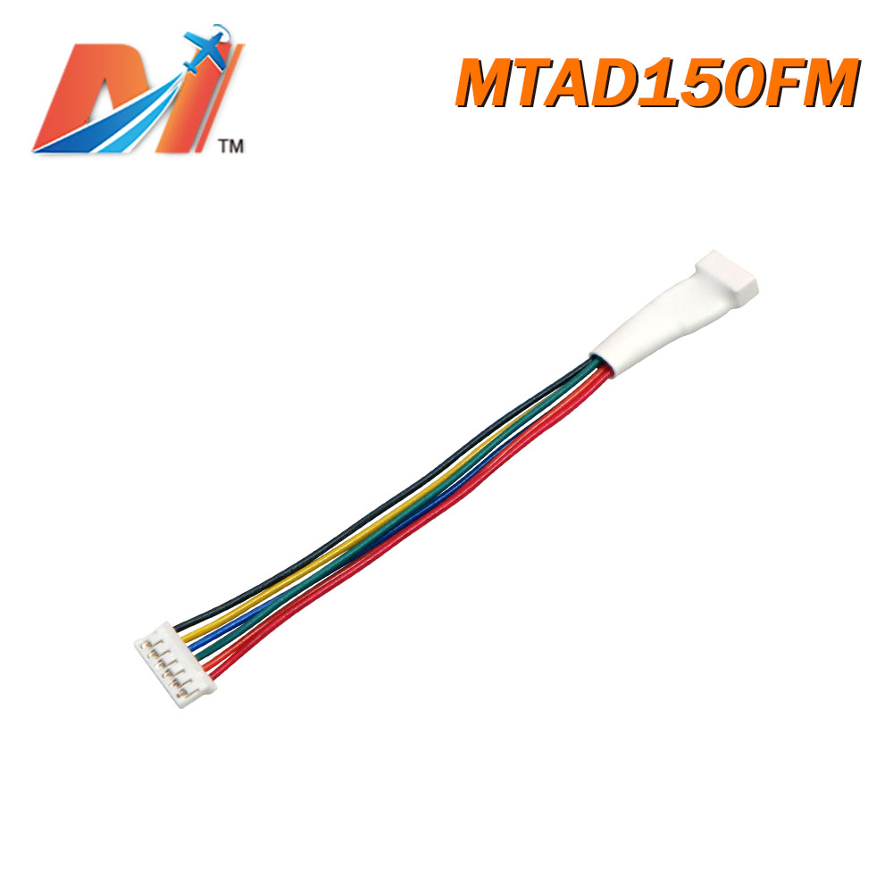 Maytech 120mm VESC Adapter Connector For VESC For Electric Longboard 6 Pin 2mm Pitch To 6pin 1.5mm Pitch