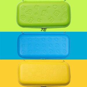 Image 2 - Schalter Fall Tragbare EVA Hard Shell Cases Abdeckung Für Nintend Schalter Konsole Trage Tasche Umhängetaschen Lagerung Zubehör