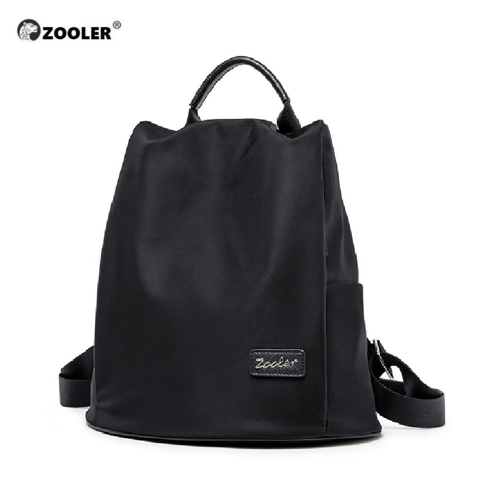 ZOOLER casual women anti-theft backpack high quality vintage backpacks female large capacity school shoulder travel bag d132