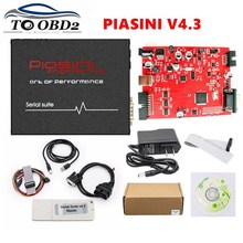 최신 시리얼 스위트 Piasini Engineering V4.3 USB 동글이있는 마스터 버전 활성화 필요 없음 더 많은 차량 PIASINI V4.3 지원