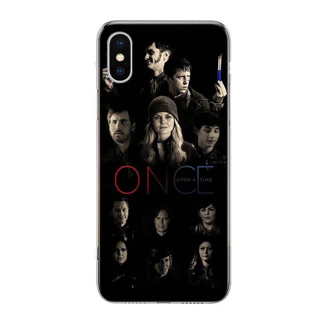 Il était une fois Coque de téléphone pour iphone SE 2020 11Pro XS MAX 8 7 6 6S Plus X 5 5S SE XR Coque de protection