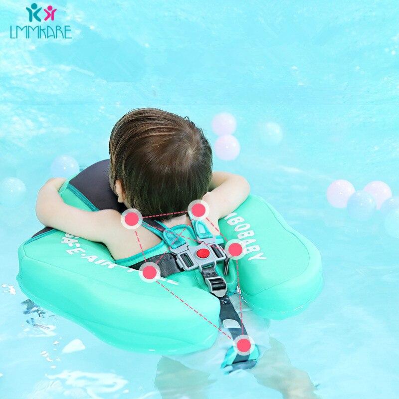 Безопасность Портативный плавательный круг для детей плавающие поплавки детская Ванна Игрушки для бассейна аксессуары для бассейна