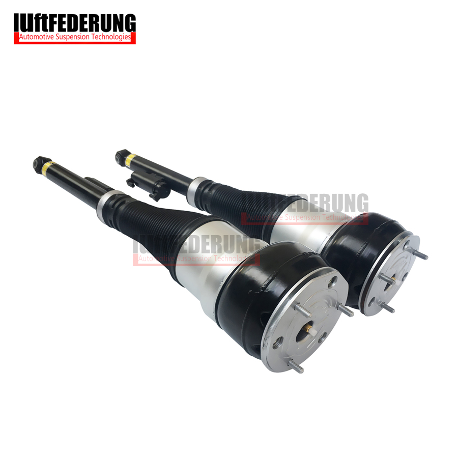 Luftfederung 1*Pair Suspension Air Spring Rear Air Strut Shock Absorber Fit Mercedes W222 4MATIC 2223205213 2223205313|Shock Absorber& Struts| |  - title=