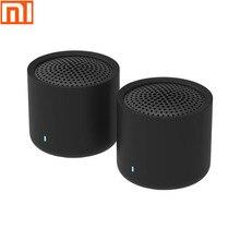 Originele Xiaomi Bluetooth Speaker Draadloze Stereo 2 Pack, Mi Speaker, Stereo, Draagbare Mini, Call Audio, bluetooth 5.0