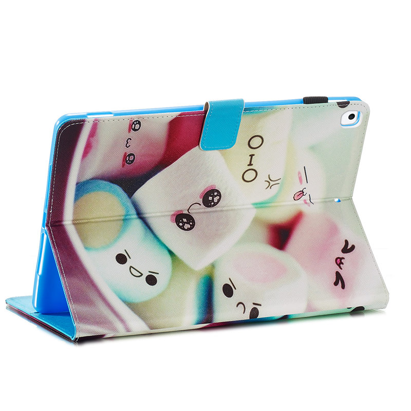 iPad 2019 Generation 10.2 Skin A2232 7th For Cover for A2200 Funda Smart iPad Case Apple