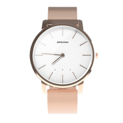 quartz watches bluetooth step gauge pointer watches contracted the double movement waterproof activity raise pointer