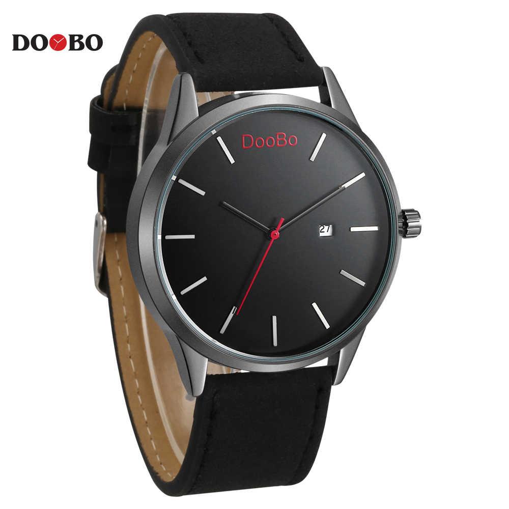 Relógio de quartzo masculino masculino relógio de pulso do esporte militar pulseira de couro dos homens reloj calendário completo relógios homme saati