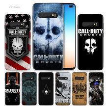 Call of Dutys สำหรับ Samsung Galaxy S10 5G S10e S9 S8 หมายเหตุ 10 8 9 J4 J6 Plus m40 M30 M20 M10 โทรศัพท์ Coque Sac Fundas Capa(China)