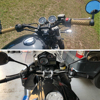Universal for RIZOMA Motorcycle Handlebar Motorbike Aluminum Alloy Sand Blasting Finished Handle Bar 7 8   22mm guidon de moto review