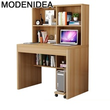 Bed Mesa Para Notebook Kids Furniture Scrivania Ufficio Office Escrivaninha Computer Laptop Stand Bedside Table With Bookcase