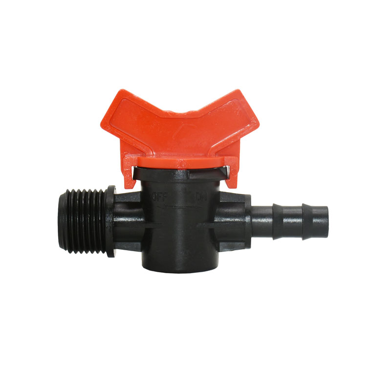 Male 1/2 To 10mm Garden Tap Irrigation Valve G1/2 To 3/8 9/12 Hose Connectors Waterstop Valve Cranes Faucet Adapter 1pcs