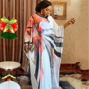Image 1 - Länge 150cm 2 Stück Set Afrikanische Kleider Für Frauen Afrika Kleidung Muslimischen Lange Kleid Länge Mode Afrikanischen Kleid Für dame