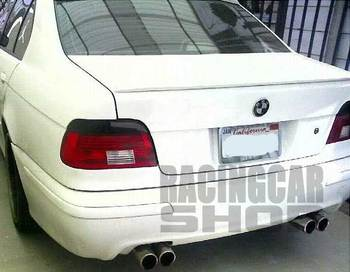 unpainted TRUNK SPOILER fit for BMW E39 5-SERIES 95-04 B006F 1