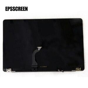 Topo conjunto completo de tela para asus zenbook 3 deluxe ux490ua ux490u ux490uar ux490 notebook display lcd fhd metade superior substituição