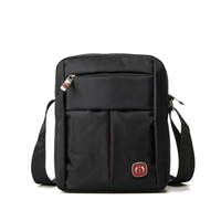 MEN'S Messenger Bag Shoulder Bag Multi functional Canvas Bag Men Bag Korean style Casual Business Retro Package