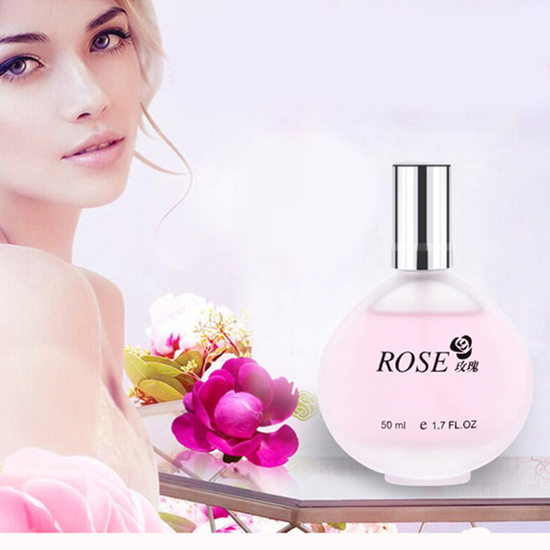 Best Fragrance Perfume Lavender Rose Jasmine Lily Osmanthus 50ml Long Lasting Perfume  QQ99