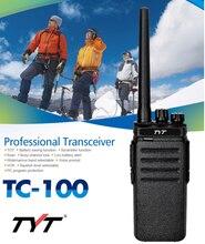 NEWEST 2019 TYT cheapest 10watt Ultra high power professional walkie talkie TC-100 CE RED 3000mAh