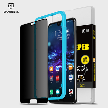 SmartDevil Anti Glare Screen Protector forHuawei Honor 20 pro Tempered Glass Private for Honor 10 lite film Privacy Protective