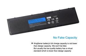 Image 3 - Bateria de computador portátil kingsener, bateria para dell latitude e7240 e7250 w57cv 0w57cv gvd76 vfv59 7.4v 45wh