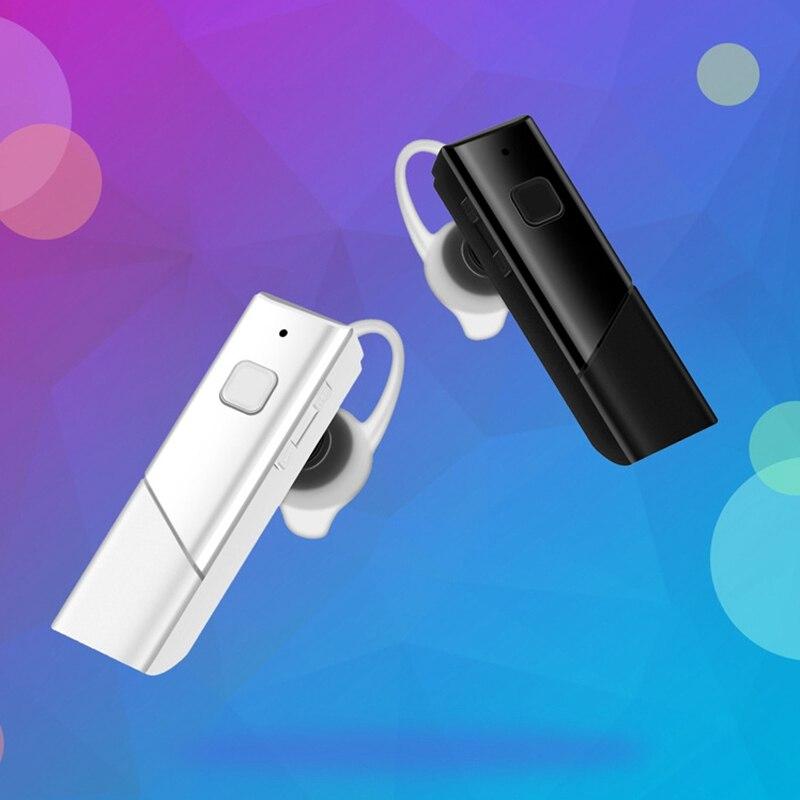 Smart Wireless Translation Headset Bluetooth 5.0 Voice Translator Earphone 33 Languages Instant Real-Time Translation