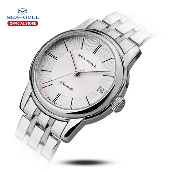 Seagull watch men's automatic mechanical watch fashion casual calendar waterproof ladies watch national series 816.405 2