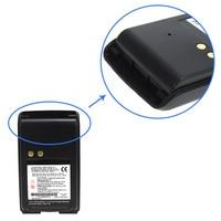 מכשיר הקשר סוללה נטענת עבור מוטורולה PMNN4071AR Mag אחת BPR40 A8 מכשיר הקשר עם חגורה קליפ NICKEL1800mAh 7.2V (5)