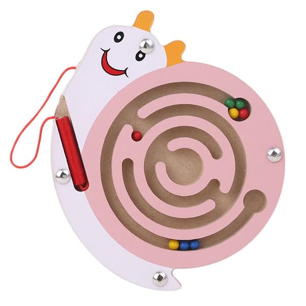 pink snail
