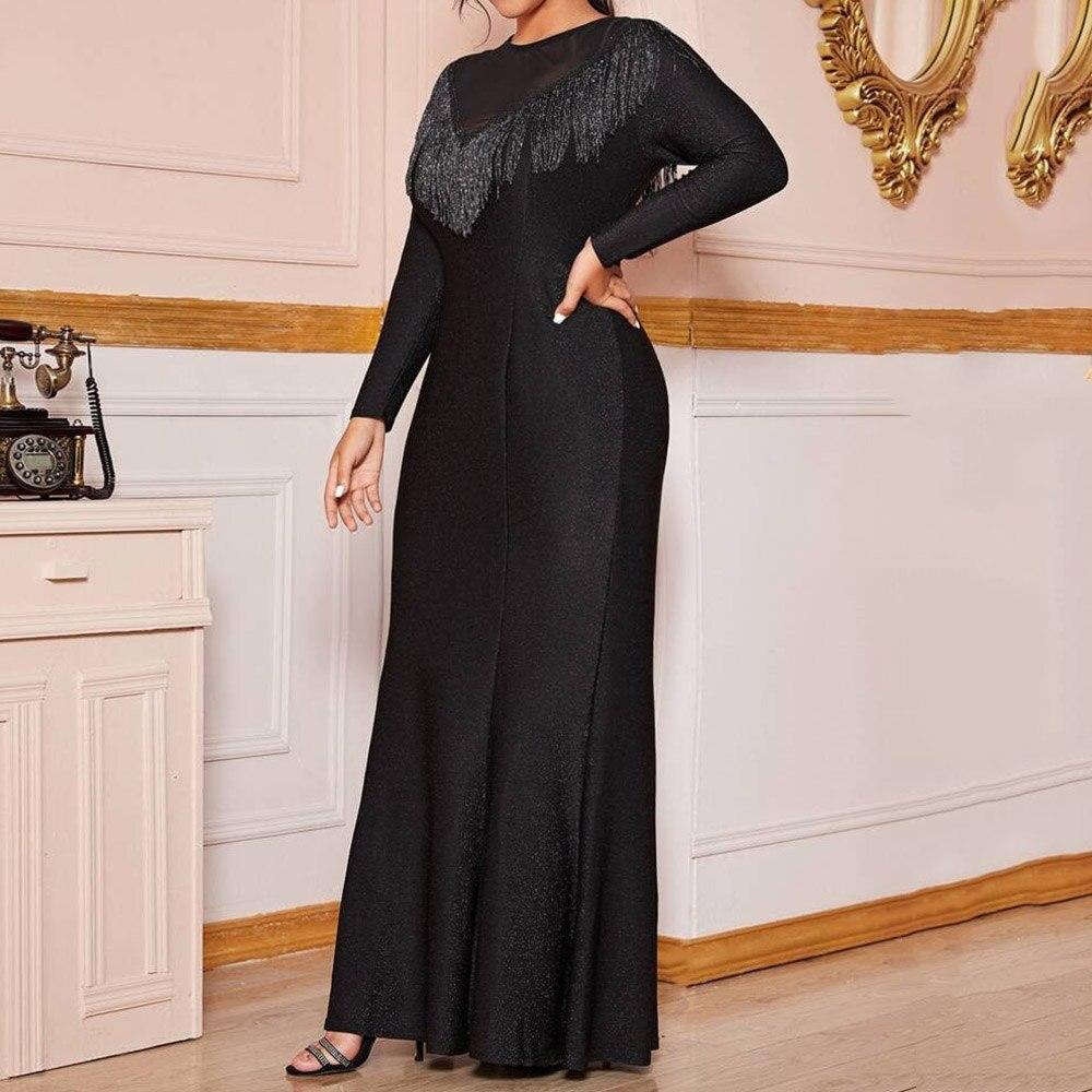 Plus Size Evening Party Dress