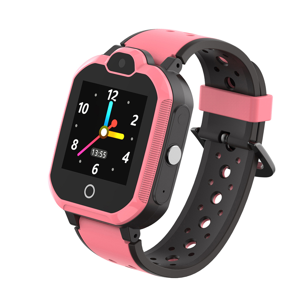 4G Smart Watch GPS Wifi Tracker Touch Screen SOS SIM Phone Call Waterproof Charging Smart Watch With Camera For Android For IOS