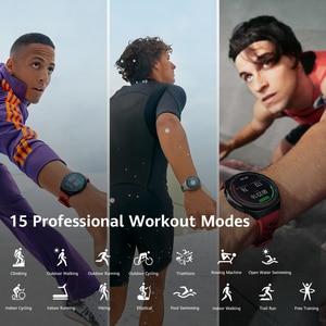 "Image 3 - Huawei Horloge Gt 2e Originele 100 Sport Modi Gt2e 5ATM Smart Horloge 1.39 ""Amoled 2 Weken Standby Sport Horloge gt Lite Waterdicht"
