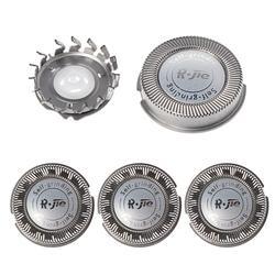Cortador de la hoja de la afeitadora de reemplazo 3x para Philips Norelco maquinilla de afeitar eléctrica HQ4