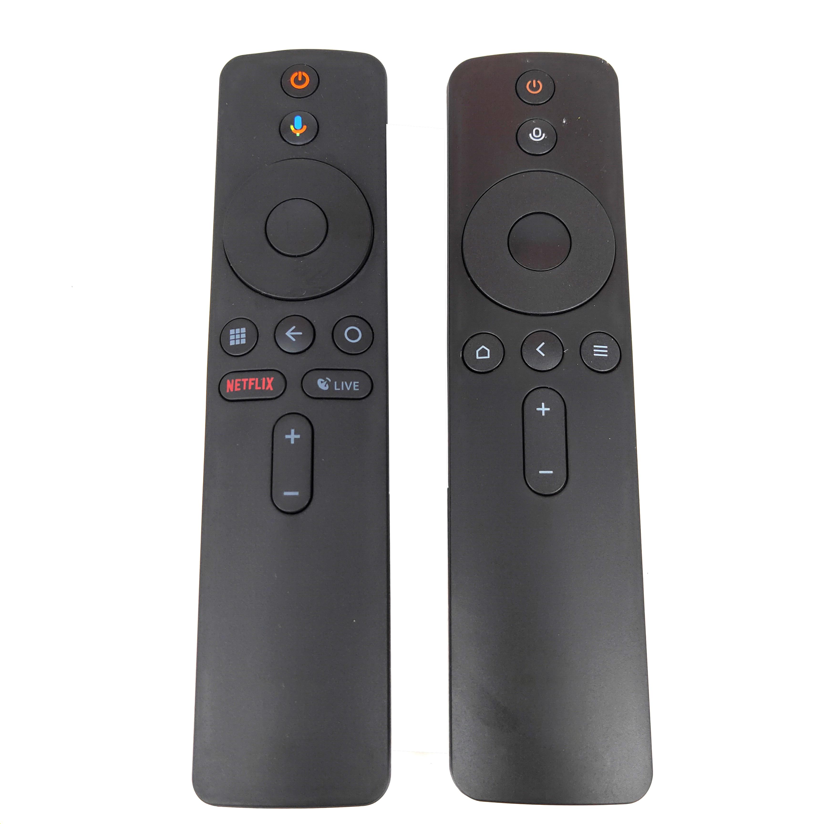 Usato di Ricambio Per Xiaomi mi tv Box S Voice Bluetooth Remote Control con il Google Assistente di Controllo