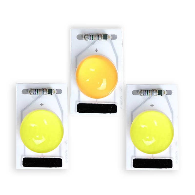LED COB Chip 20W 30W 50W 220V SMART IC LED Piring Keramik Bohlam Lampu untuk DIY lampu Sorot Dingin Putih Hangat Hari Putih Putih