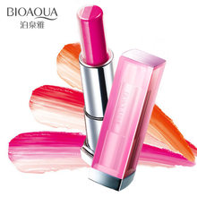 Bioaqua 3 Kleurverloop Lipstick Tinten Lippenstift Lippenbalsem Hydraterende Lip Make Replenishment Voedende Koreaanse Make(China)