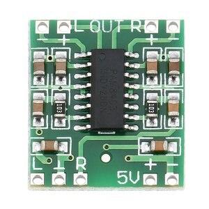 Высокое качество PAM8403 аудио модуль DC 5V Мини Класс D Цифровой усилитель плата LCD