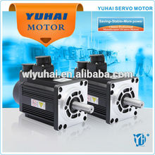 цена на nema 43 5N.m 1.5kw 220v motor AC Servo Motor electric motor for Engraving machine