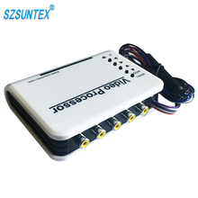 SZSUNTEX Car Blind Spot Monitoring Spots Detection System Microwave Sensor Assistant Driving Security